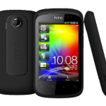 HTC Explorer with FTP and OPP for file transfer