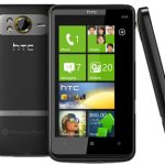 HTC HD7 Features 4.3-inch LCD capacitive touch-screen