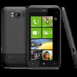 HTC Titan with 8 megapixels of bright auto focus camera