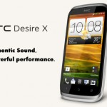 HTC Desire X L45 white