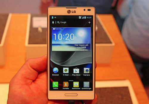 LG Optimus L9 Review, Features and Price in India